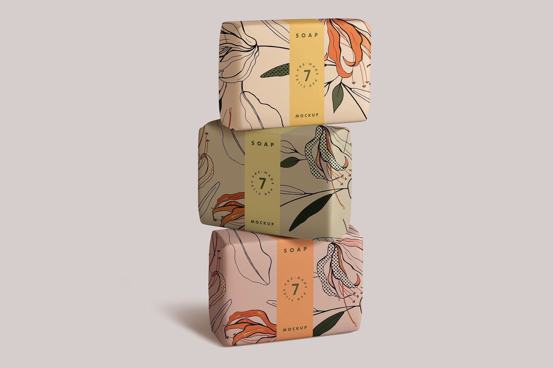 Soap Bar Mockup Soap Bar Soap Graphic Design Branding