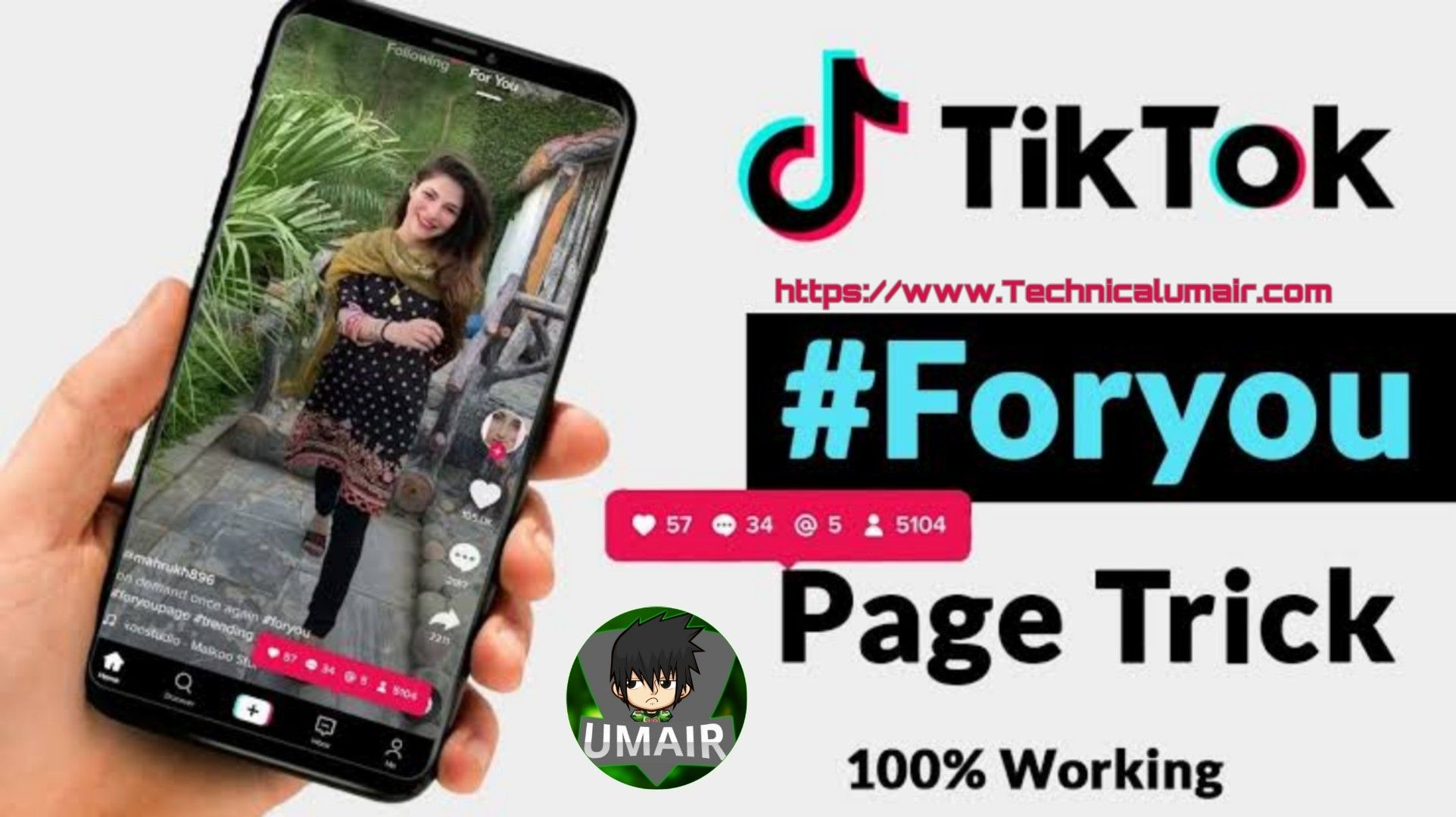 How To Viral Your Tiktok Videos On Foryou Pages Tiktok New Viral Trick Youtube Trick Some Body