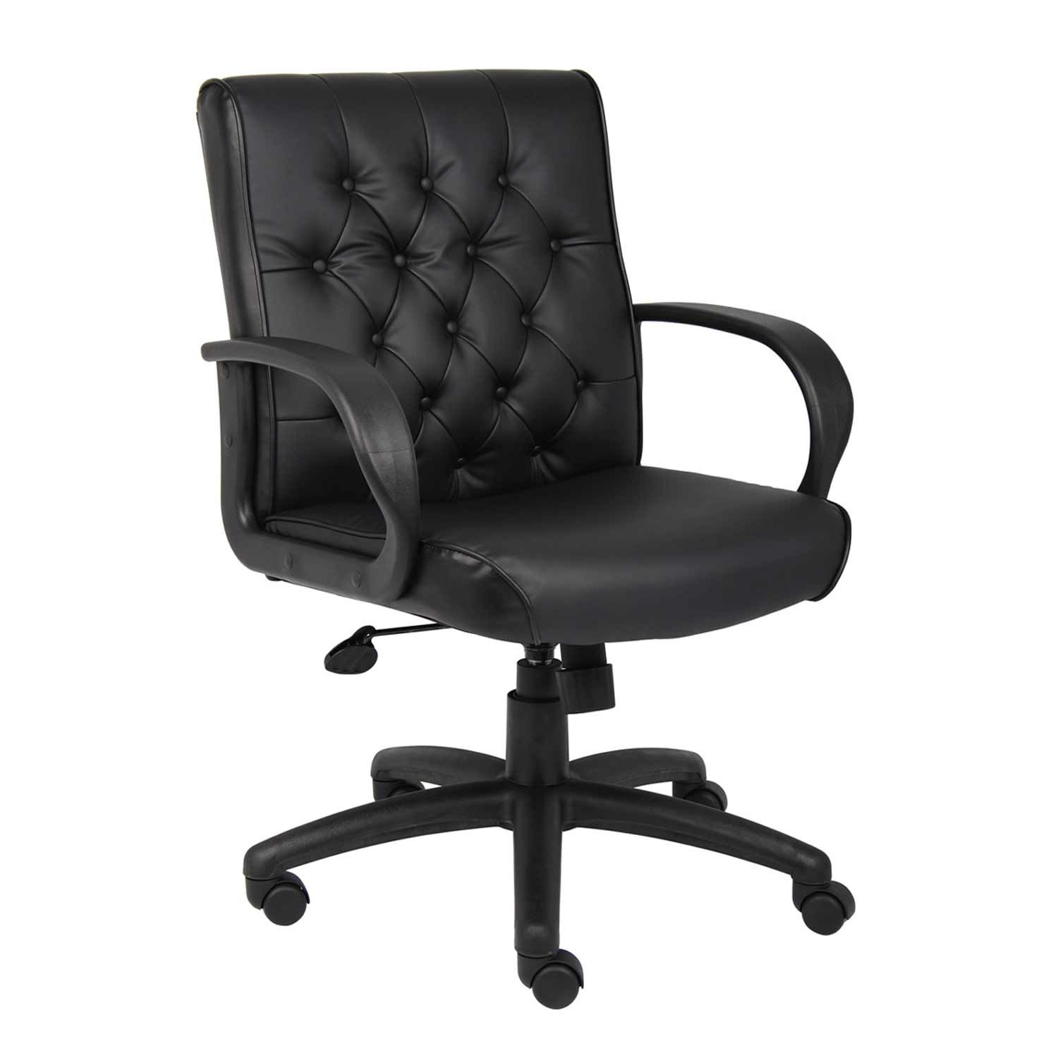 Boss Black Leather Large Office Chair Office Chair Best Office Chair Modern Home Office Furniture
