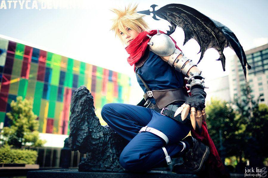 kingdom hearts cosplay final