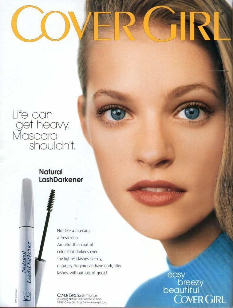 Covergirl ads