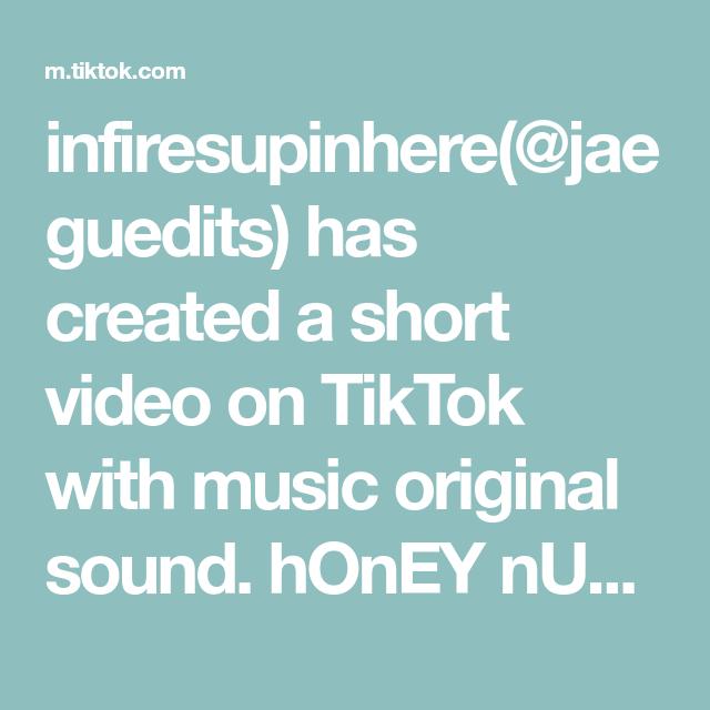 Infiresupinhere Jaeguedits Has Created A Short Video On Tiktok With Music Original Sound Honey Nut Cheerios Bts Btsar Baby Gadgets Bts Funny Baby Brezza