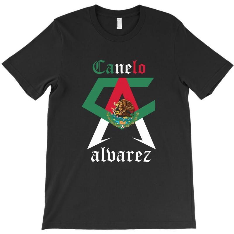 Canelo Alvarez Mexico T Shirt Camisa Camiseta