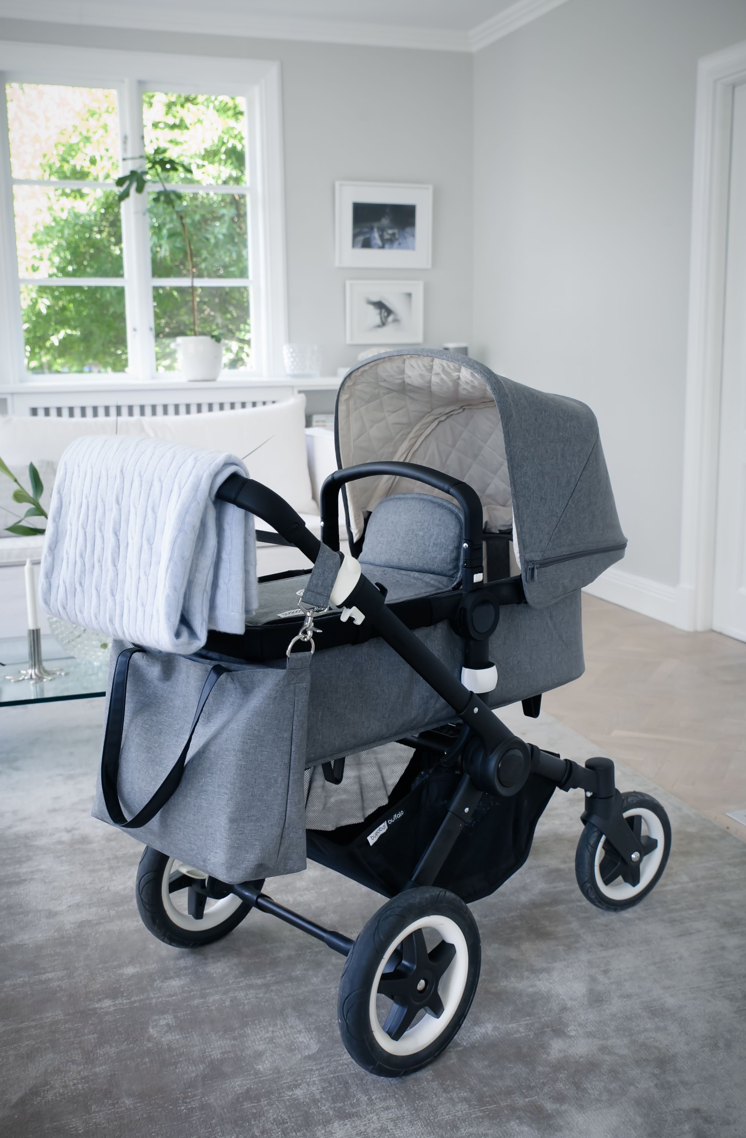 Bugaboo Buffalo Classic classic 'meets' cool All about