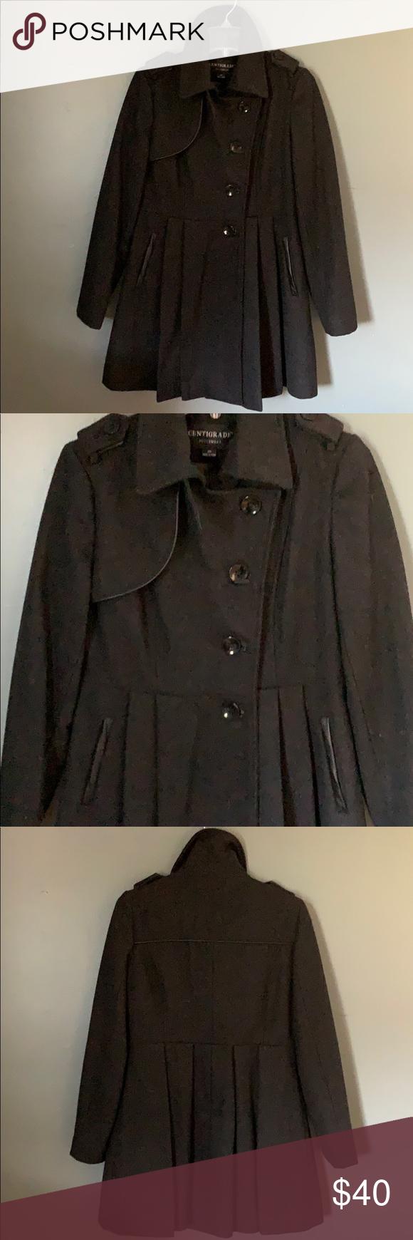 Centigrade Outerwear Gray Coat Grey Coat Clothes Design Colorful Coat [ 1740 x 580 Pixel ]