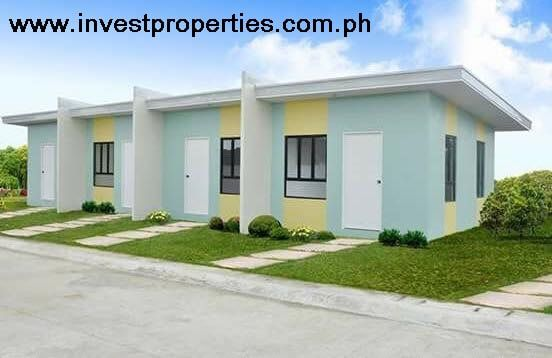 St Joseph S Homes Norzagaray House And Lot For Sale In Quezon City And Bulacan Row House Design Small Apartment Building Design Apartments Exterior