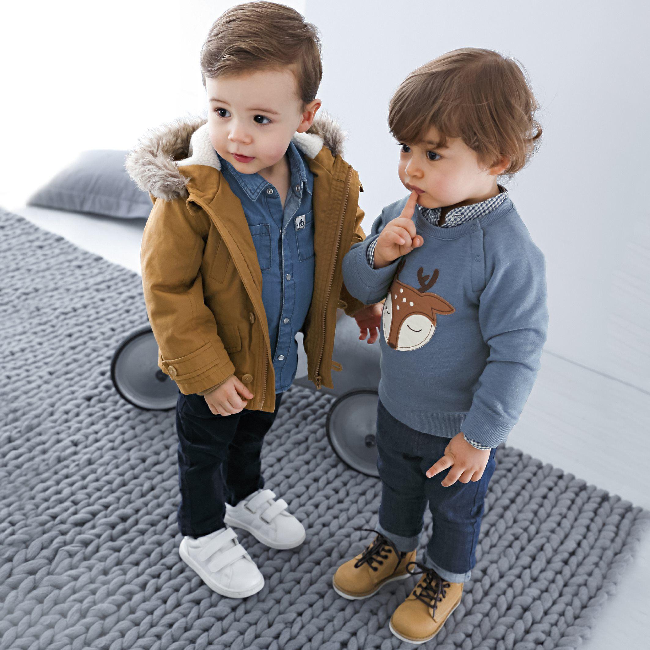 João E José 2 Anos Filhos Da Sthe Moda P Toda Horatempotipo