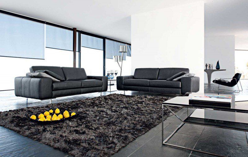 canap s sofas et divans modernes roche bobois meubles pinterest tapis de sol canap gris. Black Bedroom Furniture Sets. Home Design Ideas