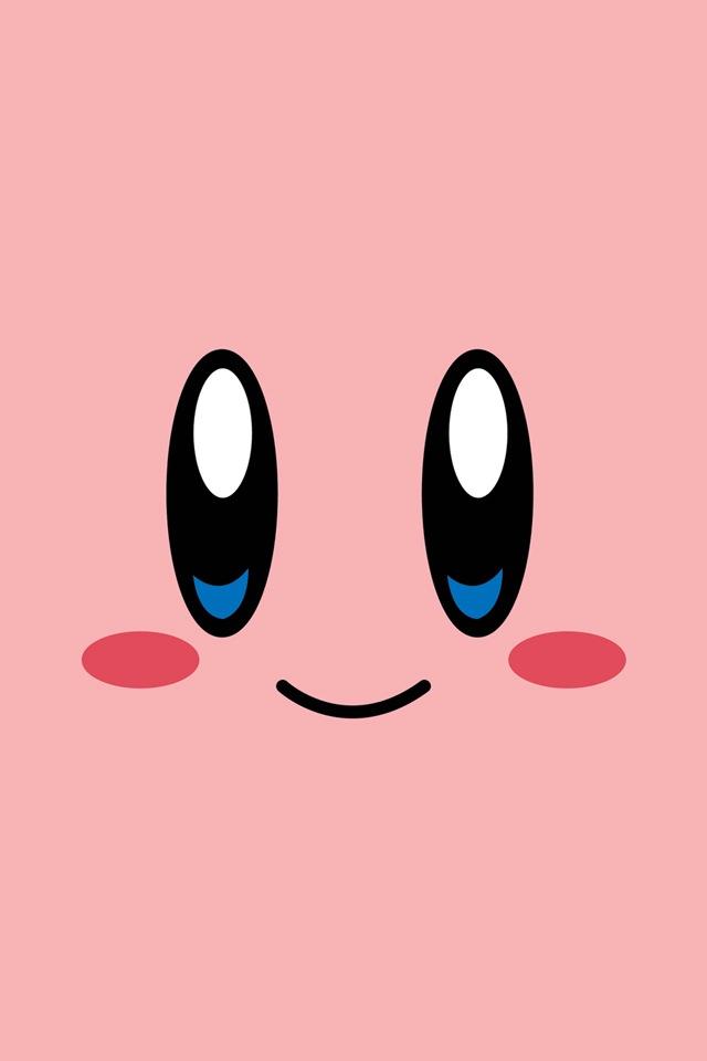 Kirby wallpaper Me Pinterest Wallpaper, Nintendo and