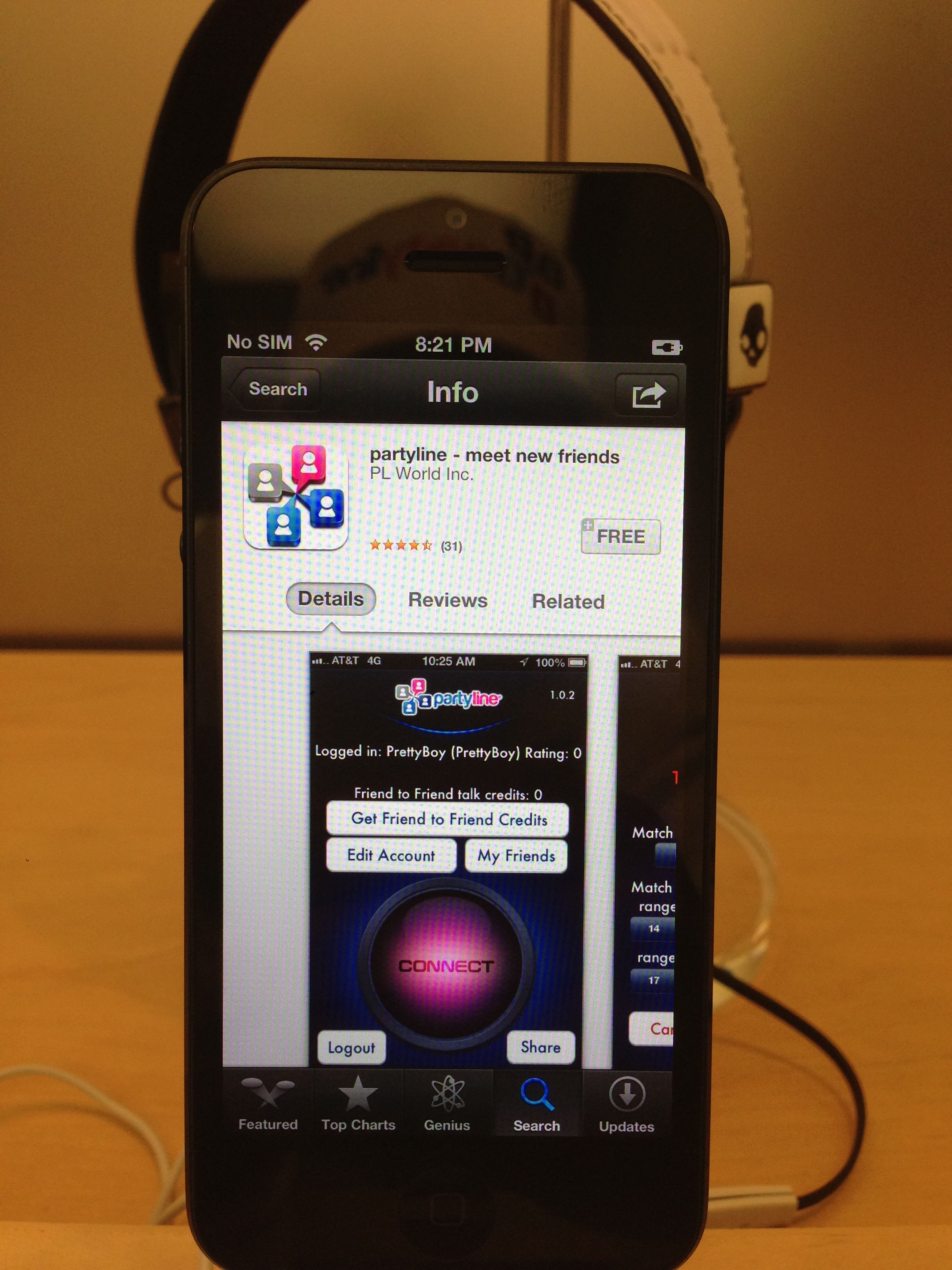 Download on your iphoneipad meeting new friends meet