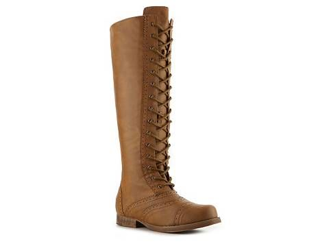 GC Shoes Olso Lace-Up Boot Women's Boots Under $70 Women's Boot Shop - DSW
