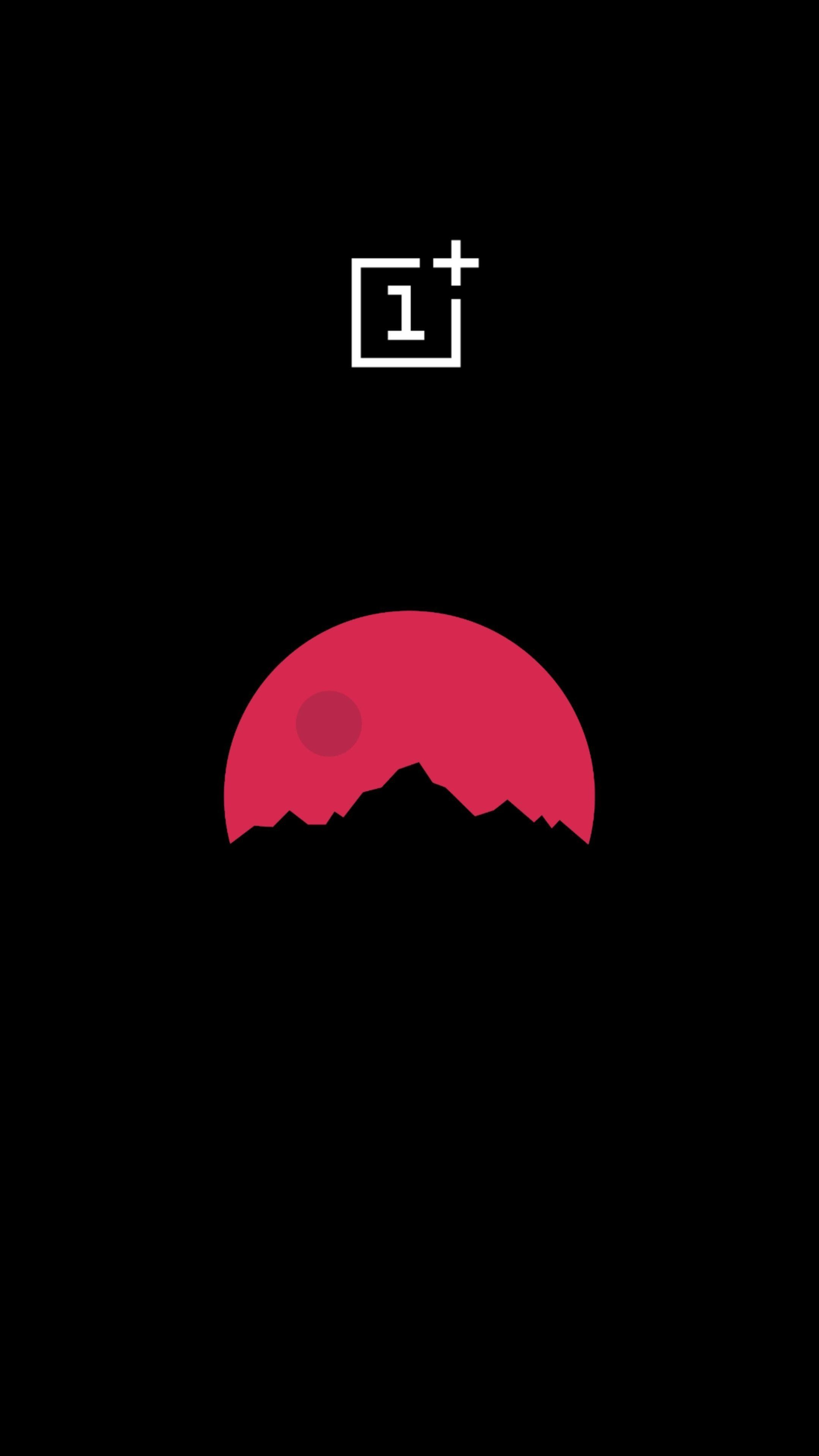 This OnePlus wallpaper