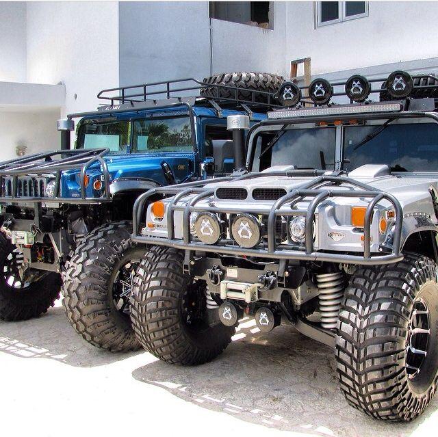 SUVs, The O'jays And Roads