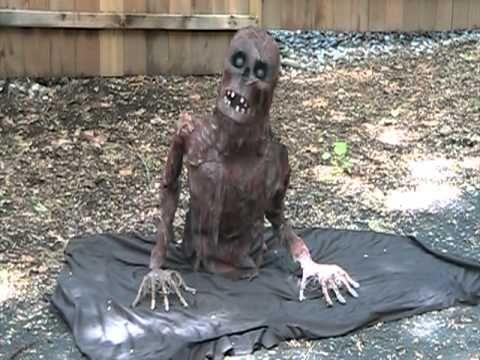 Grave Escape Fester - YouTube Amazingly Spooky Halloween ideas