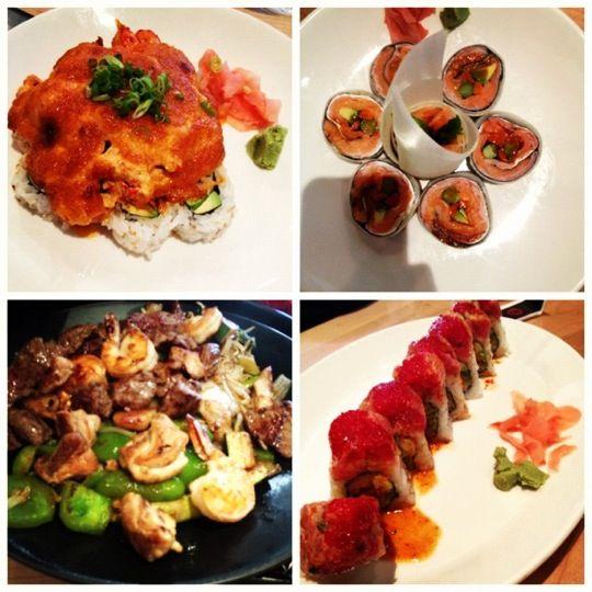 Sushi Zushi in Austin, TX