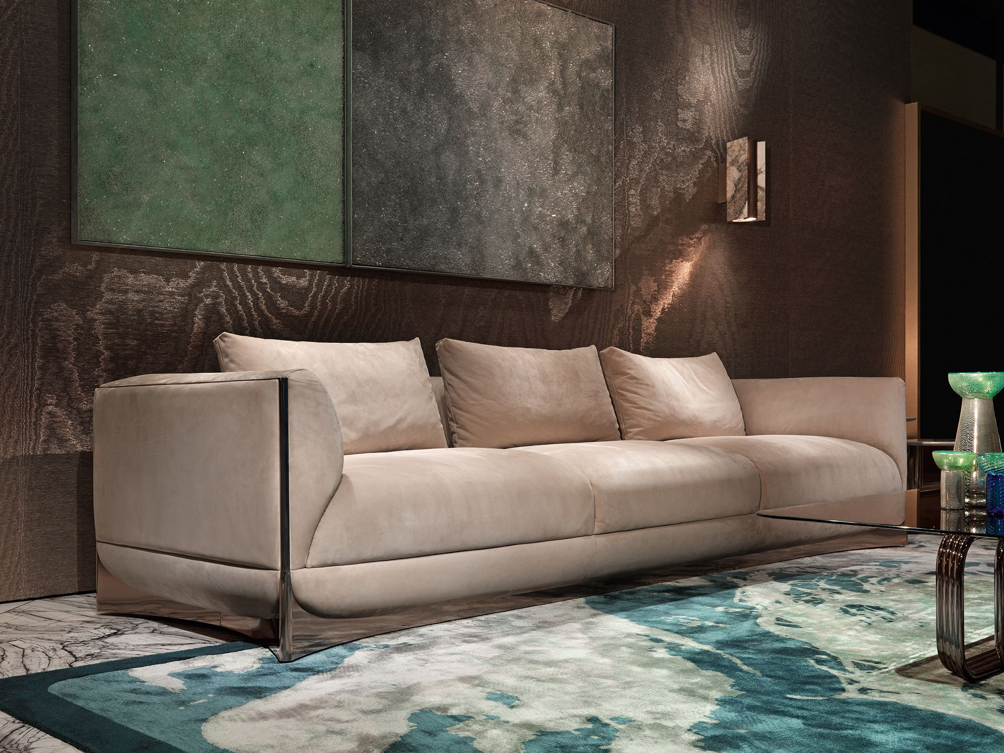 Ca Foscari Livingroom Design Alessandro La Spada Furniture Sofa Design Modern Houses Interior
