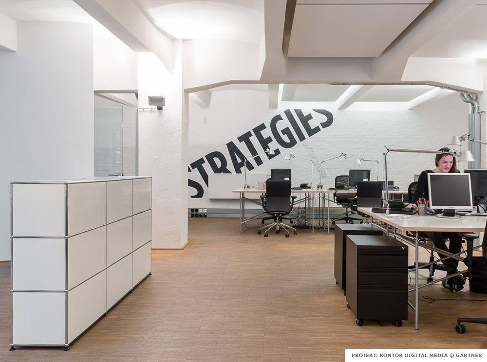 Gärtner Internationale Möbel #Projekt #Kontor Digital Media ...