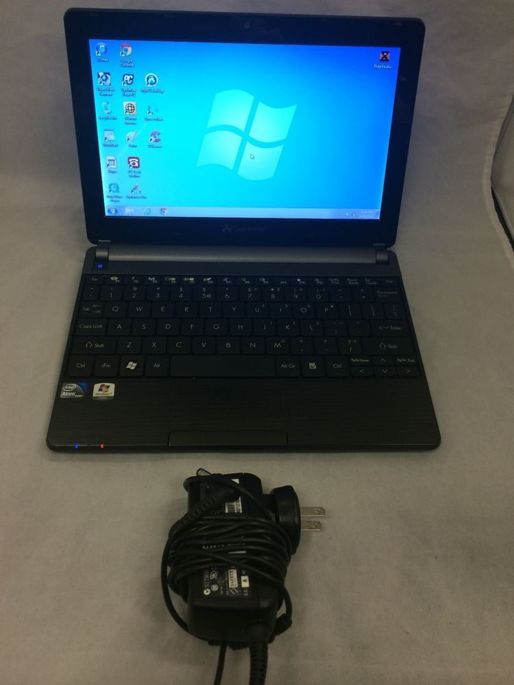 Gateway Laptop (Model N214) With Original Charger SOLD