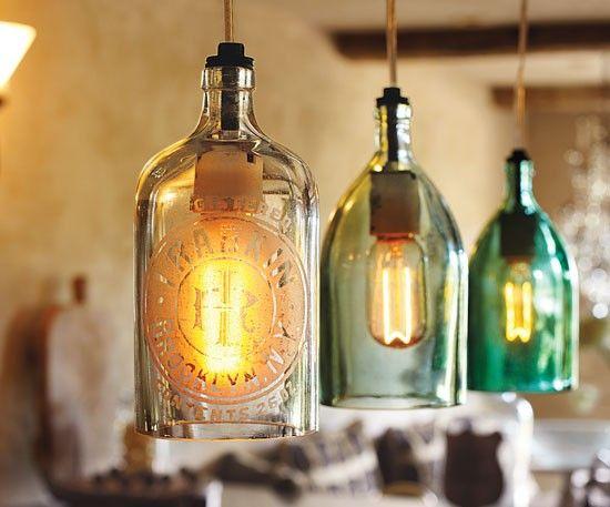 Vintage seltzer bottle pendant lights specially cut vintage vintage seltzer bottle pendant lights specially cut vintage european bottles forming these pendants go mozeypictures Images