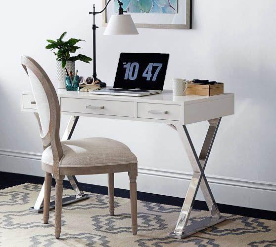 Fresh White Desk Gaming Setup Just On Smarthomefi.com