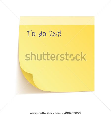 Yellow sticker vector adhesive, announcement, background, banner - blank memo