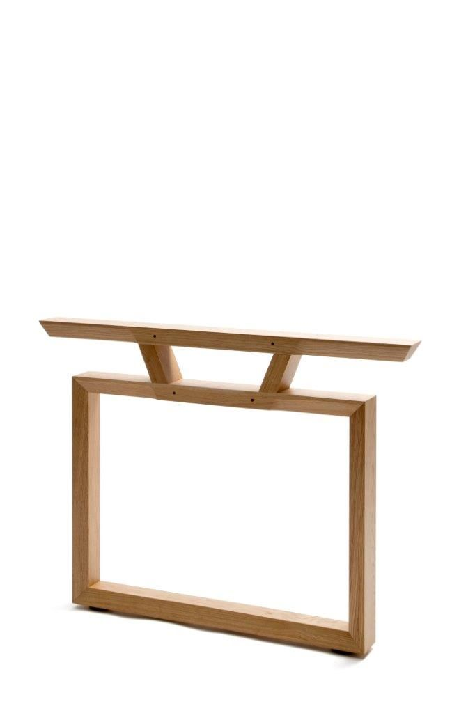 In-Tensive conference table wood frame leg. Inno Interior. | In ...
