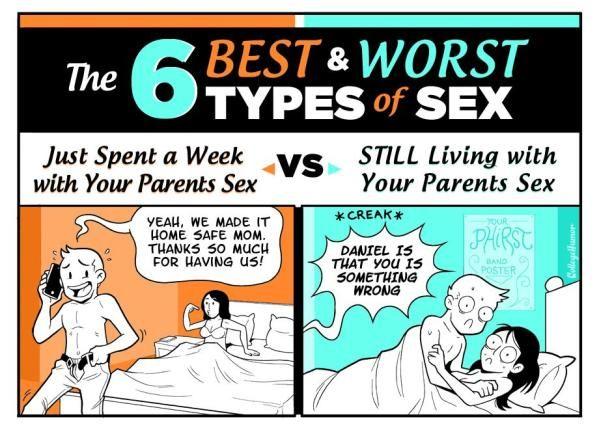 Best ways to have sex