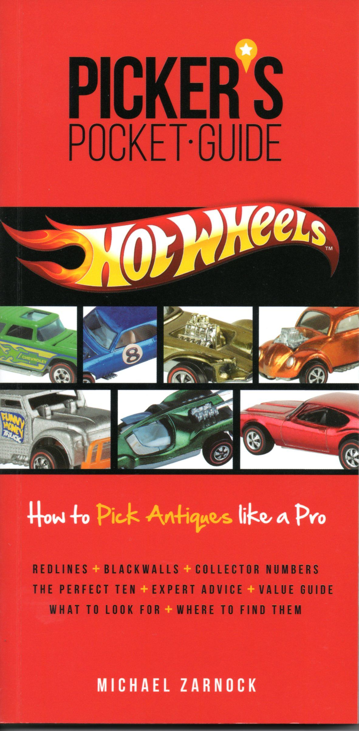 Brand new from Mike Zarnock! Discover what experienced Hot Wheels ...