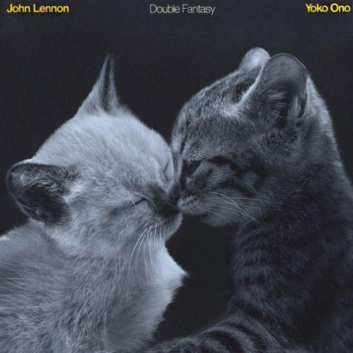 Portada de disco john Lenon y Yoko