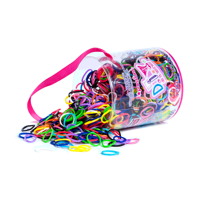 1200ct Rubber Band Loom Refills This Week S Ad Now