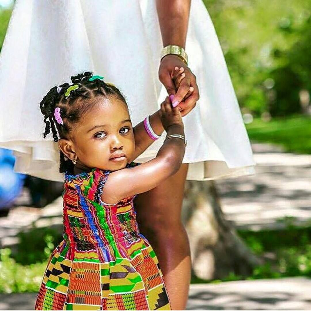 Rencontre les filles africains