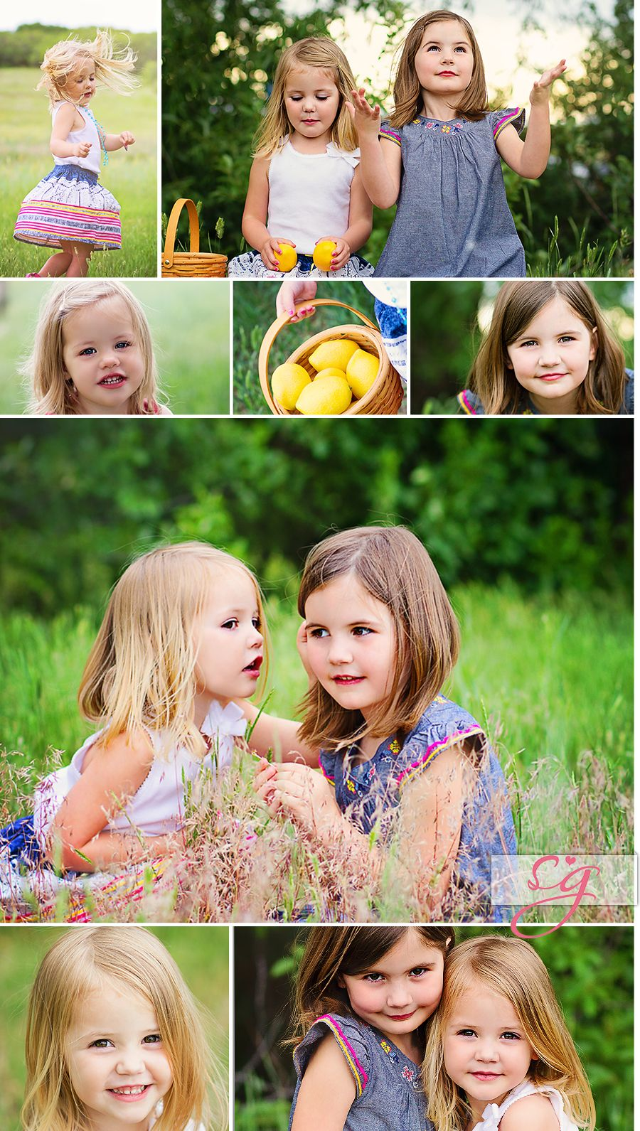 My sweet nieces!  LOVE THE PICTURES @Sara Garcia!