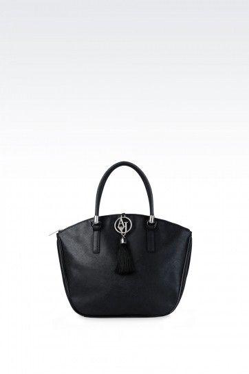 Shopping bag nera