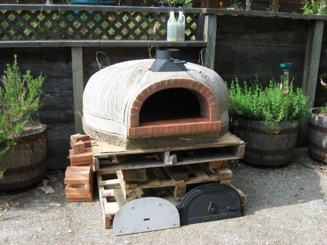 Four Grand Mere 950 Wood Fired Oven When I Saw This
