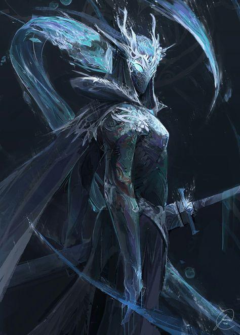 Espadachim de Água. Faz parte da elite real do grandioso rei de Verakia. Sua pedra é azul e lhe dar controle livre sobre as águas e seus estados.