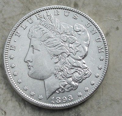 1893 MORGAN SiLVER DOLLAR.. AU/BU https://t.co/W0kDmaCYuy https://t.co/JXmJ6xp8yO