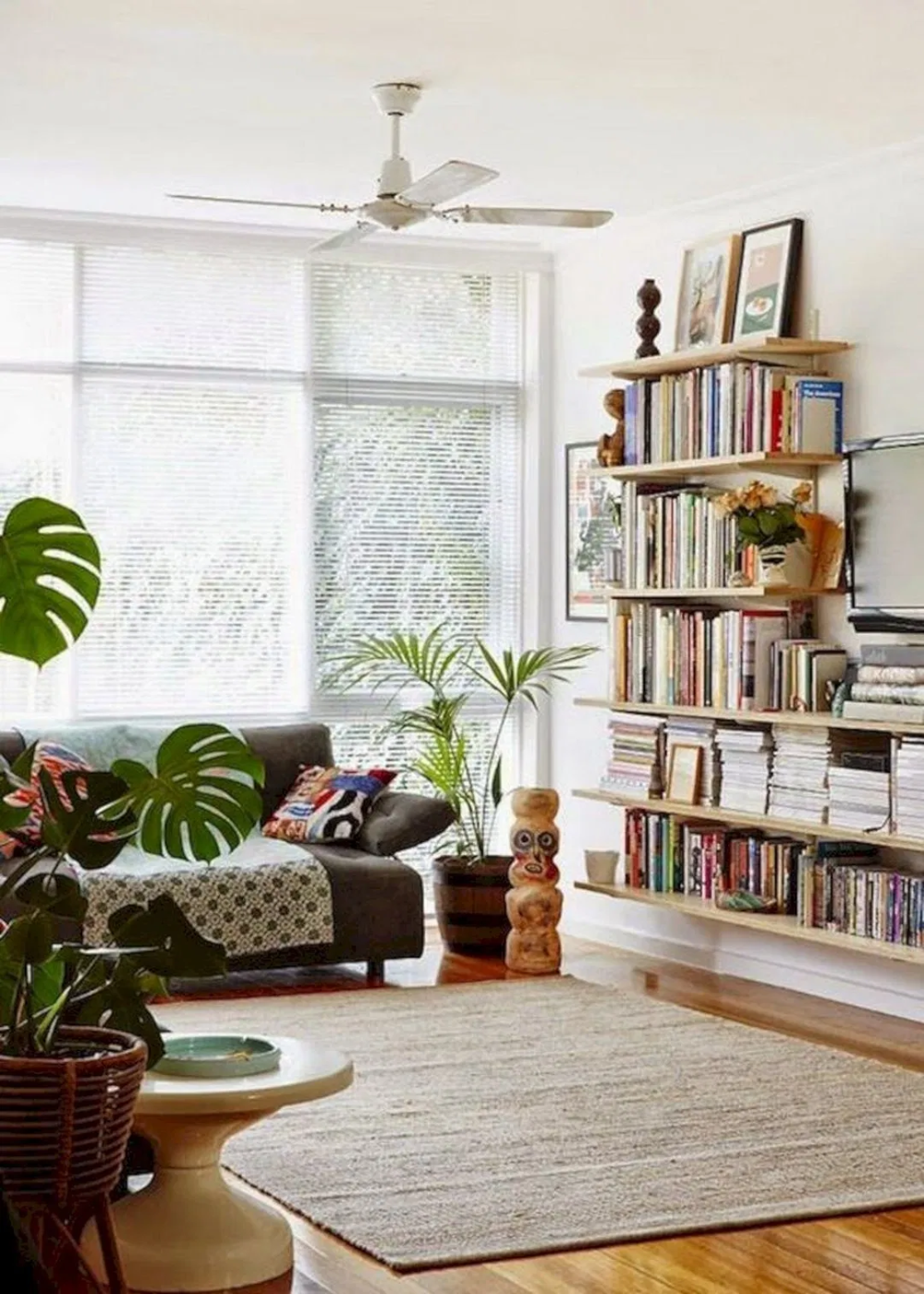 22 Most Creative Living Room Book Storage You Have To Know D