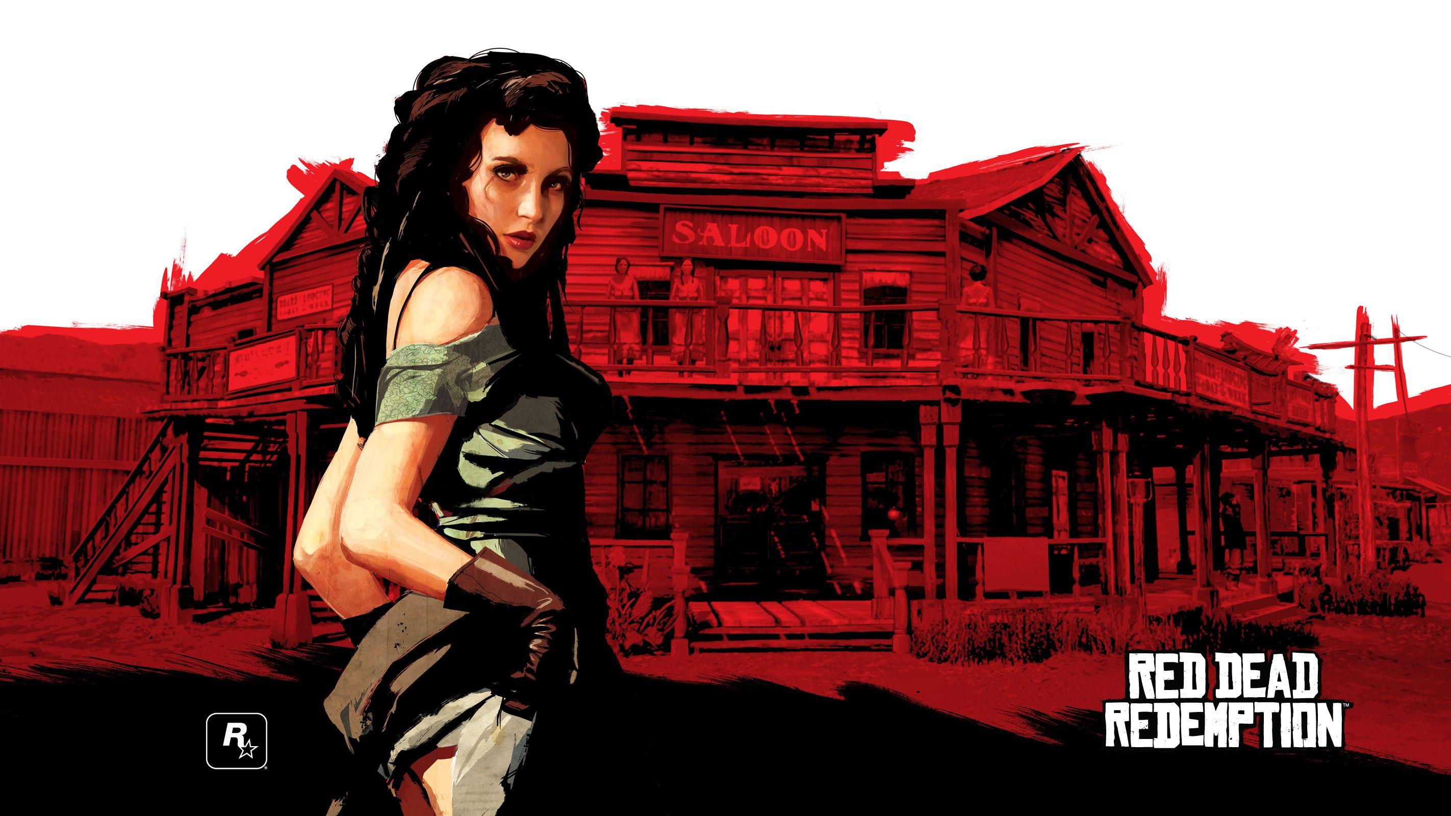 Red Dead Redemption Concept Art Red Dead Redemption Concept Art