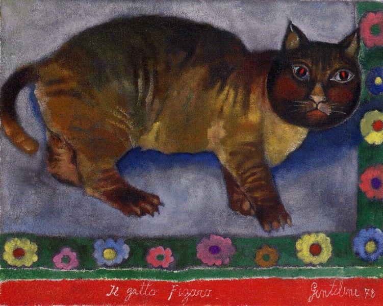 Gentilini: Il Gatto Figaro