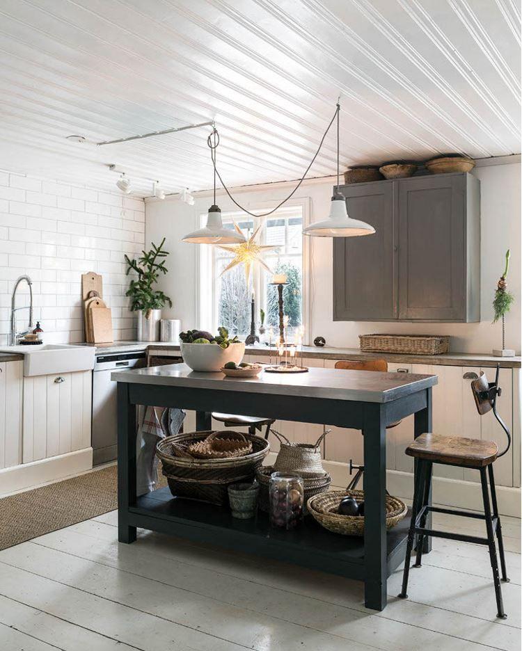 Pin de Aura Maria en Ambientes | Pinterest | Cocinas de estilo ...