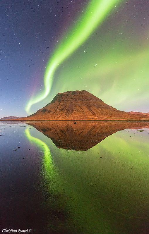 Aurora in Norway , from Iryna | Northern lights, Night ...