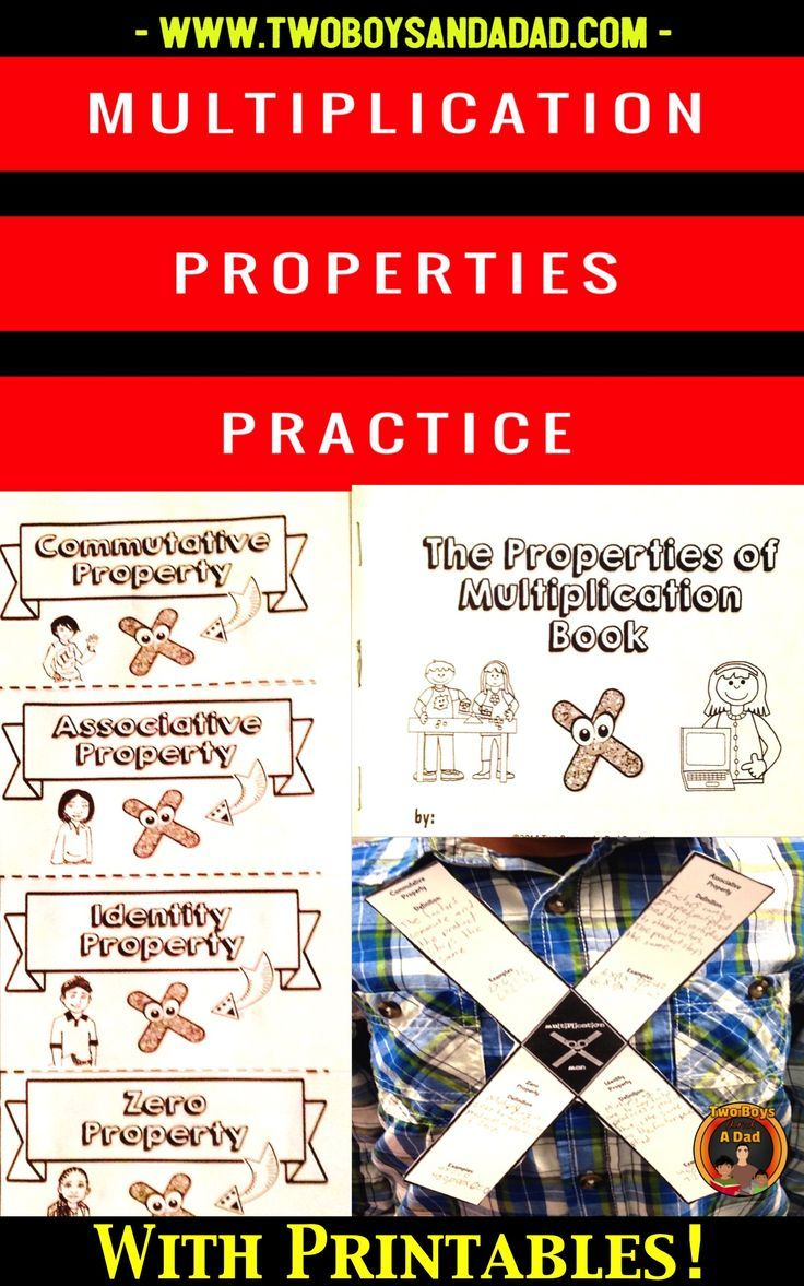 Predownload: Do Your Students Need Some Hands On Practice With The Properties Of Multiplication Use Th Properties Of Multiplication Multiplication Practice Multiplication [ 1177 x 736 Pixel ]