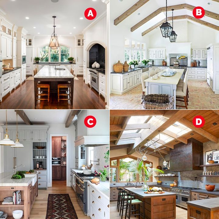 which kitchen design do you like better a b c or d homedecorideas kitchen design on c kitchen design id=96804
