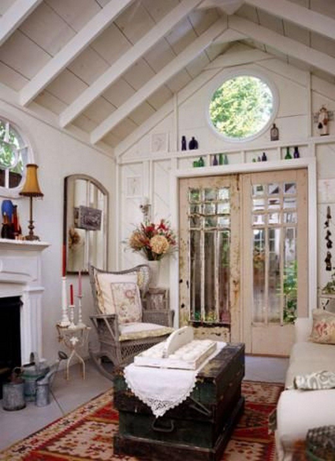 Perfect Interior Tiny House Ideas Shed 22 Shed To Tiny