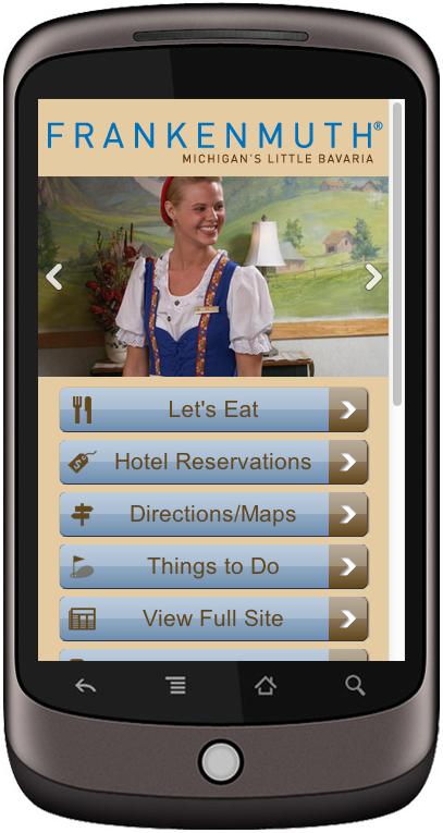 Great #mobile #website!