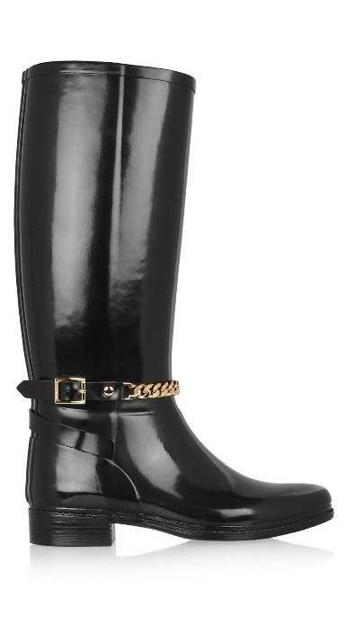 Daily Pleasures: Winter Trendy | Rubber Boots