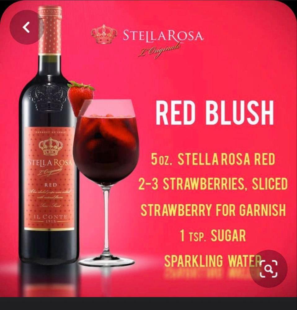 Pin By Anita On Stella Rosa In 2020 Stella Rosa Wine Stella Rosa Wine Recipes Rose Wine Recipes