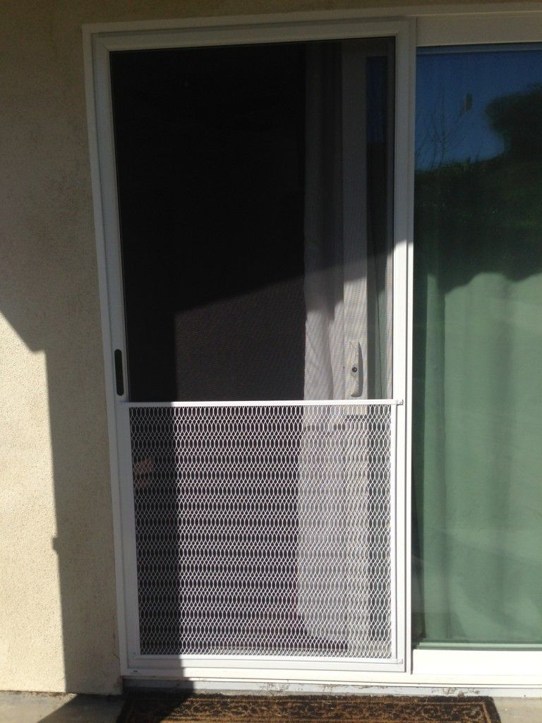 Rolling Screen Door Doggy Doors Pet Screens Pinterest Pet