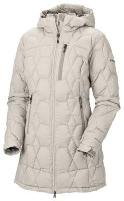 03ee2709e55 Columbia Women s Hexbreaker™ Long Down Jacket Covers your butt  240 ...