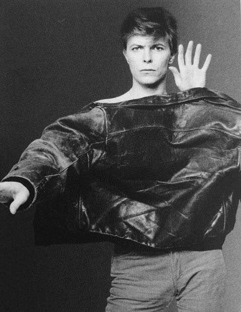 David Bowie April 1977 Photo By Masayoshi Sukita Ispirazione